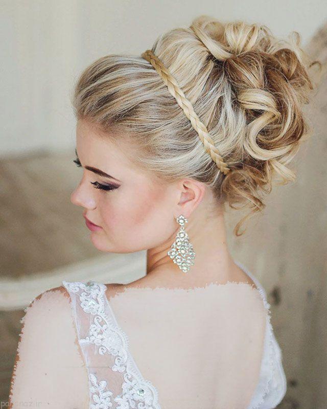مدل های آرایش عروس زیبا برای دختر خانم های امروزی
