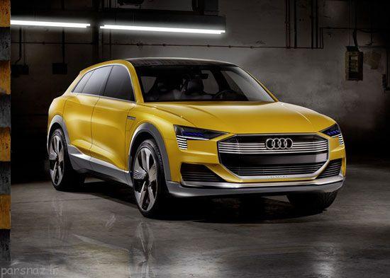 این خودروها با سوخت هیدروژن حرکت می کنند