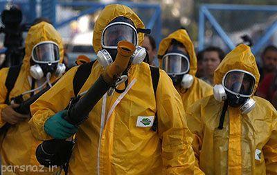 تست ویروس زیکا روی داوطلبان انسانی