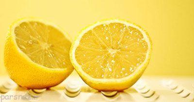 لیموترش را بهتر است با پوست بخورید