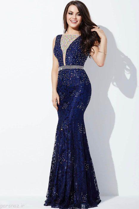 مدل لباس مجلسی زنانه جدید از برند jovani