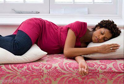 بی خوابی در مادران باردار و رفع آن