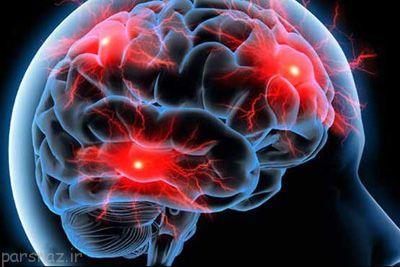 تاثیرات ضربه مغزی روی سلامت انسان