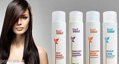 مصرف شامپو و نکات مهم سلامت مو