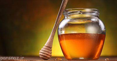 عسل برای بهبود زخم سوختگی موثر است