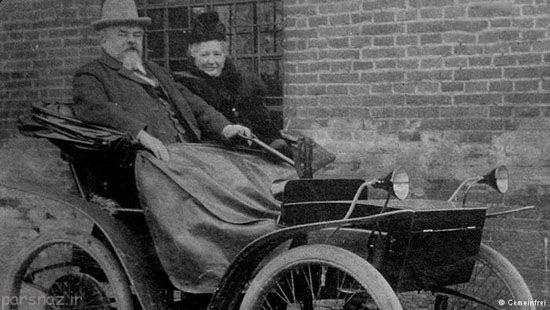خودروهای الکتریکی از قدیم تا کنون