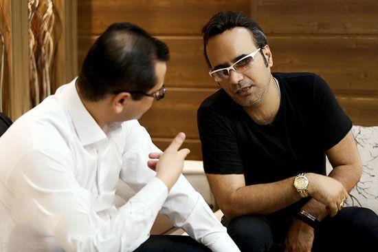 مصاحبه جالب و خواندنی با شهرام شکوهی