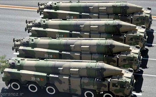 معرفی سلاح های برتر کشور چین +عکس