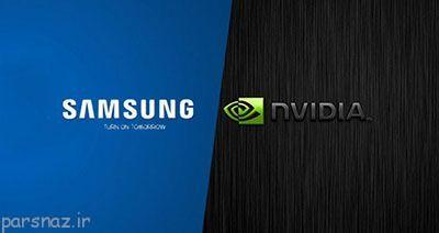 سامسونگ کارت گرافیک های nvidia را تولید خواهد کرد