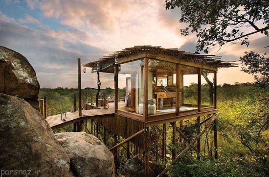 هتل های روباز مانند یک رویا در سراسر دنیا