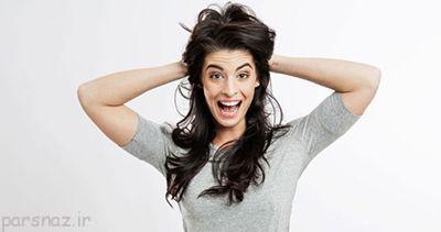 نکاتی برای داشتن موهای سالم