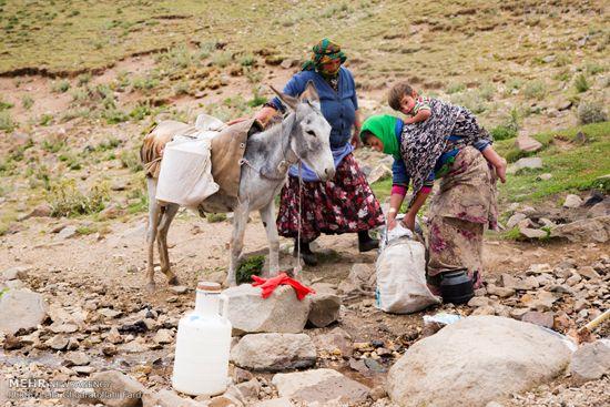 زنان بی ریا و با اصالت ایرانی