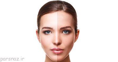 رابطه برنزه کردن پوست و پیر پوستی