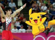 ژیمناست ژاپنی المپیکی به دلیل پوکمون گو جریمه شد