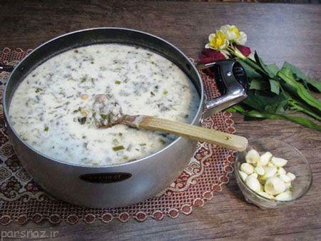 آشنایی با غذاهای محلی استان اردبیل