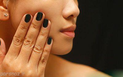 پوست خشک و حساس و راهکار مفید