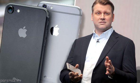 سامسونگ اپل را به تمسخر گرفت
