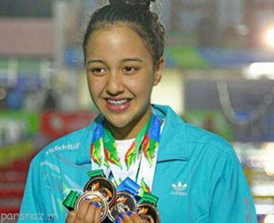 چه کسی جوان ترین ورزشکار المپیک ریو است؟