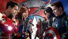 فیلم کاپیتان آمریکایی و فروش میلیاردی +عکس