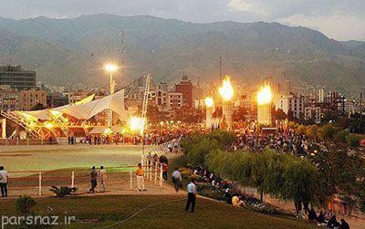 جاذبه های گردشگری تهران را بشناسید +عکس