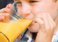 خوردن آب پرتقال و لیمو در زیر یکساله ها ممنوع
