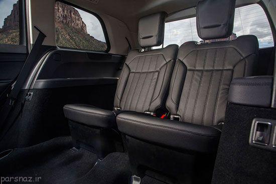 تصاویری از خودروهای شاسی بلند با ظرفیت 7 نفر