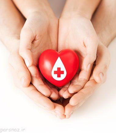 اهدای خون در ایران و استاندارد های آن