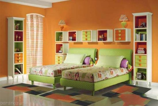 برای اتاق کودک چه رنگ هایی مناسب است؟