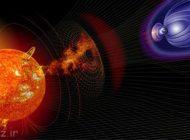 طوفان خورشیدی ویرانگر که به خیر گذشت