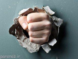 کنترل خشم کلید طلایی آرامش در زندگی
