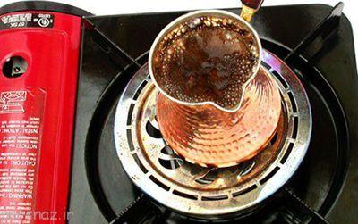 بایید با هم یک قهوه ترک حسابی درست کنیم