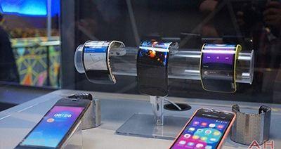 گوشی قابل انعطاف lenovo رونمایی خواهد شد