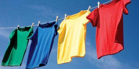 نگهداری و شستن لباس ها و نکات کاربردی