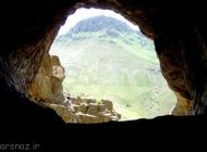 آشنایی با غار نباتی در استان یزد