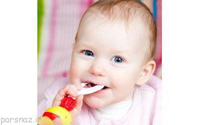 به کودکان تا سن دوسالگی خمیر دندان ندهید