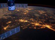 مناطق فقیر نشین در فضا قابل رویت است