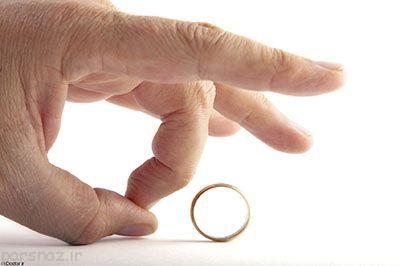 از هر 4 ازدواج یکی به طلاق منجر می شود