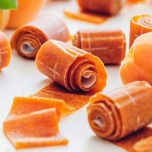 طرز تهیه لواشک زردآلو خوش طعم و عالی