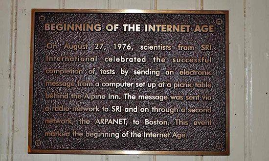 اینترنت و داستان جالب ابداع آن