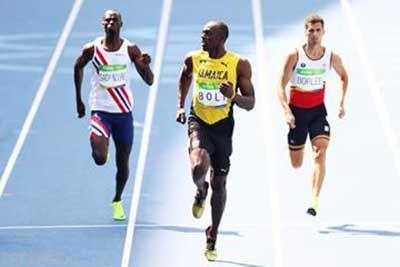 بیوگرافی یوسین بولت سریع ترین مرد جهان