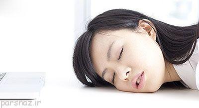خستگی دائم در خانم ها و بررسی آن