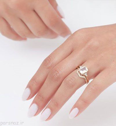 زیباترین مدل های حلقه ازدواج جدید و بسیار شیک