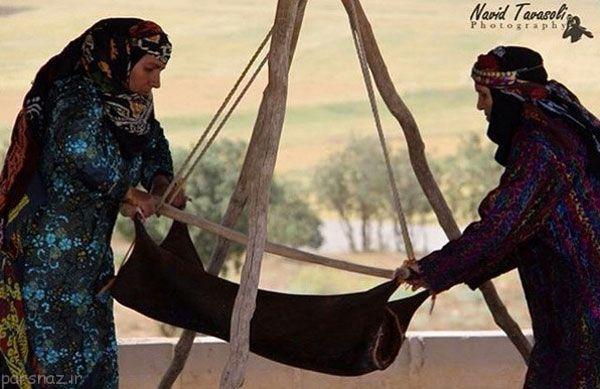 تصاویر دیدنی و جالب از مردم ایران زمین در این هفته