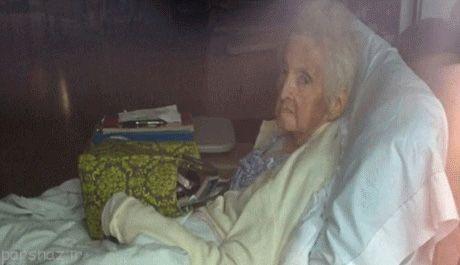 ماجرای پیرزنی که در اتاق دیالیز جا ماند