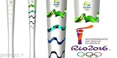 مشعل المپیک به دست چه کسی حمل می شود؟