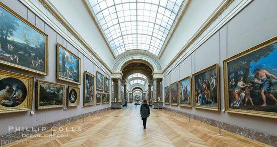 موزه های شلوغ جهان در سال 2016