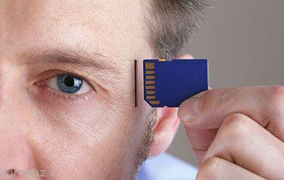 افزایش حافظه انسان با حافظه های الکترونیکی