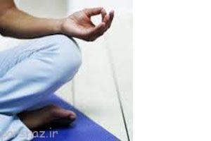 ورزش یوگا در کاهش استرس تاثیر دارد