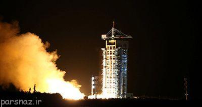 چین و پرتاب ماهواره منحصر به فرد ضد هک