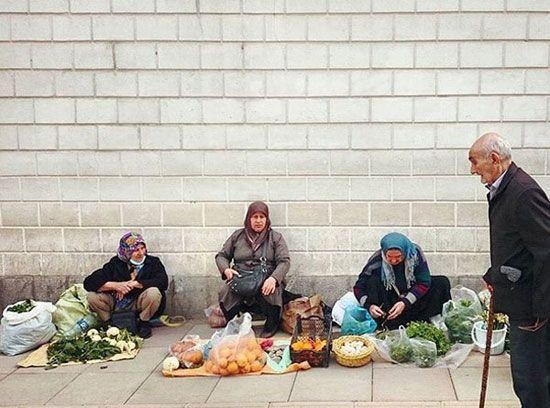 مردم سراسر ایران زمین به روایت عکس